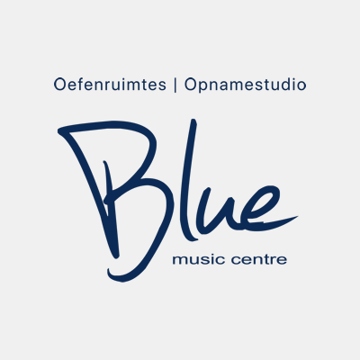 Klik voor de website van Music Centre Blue