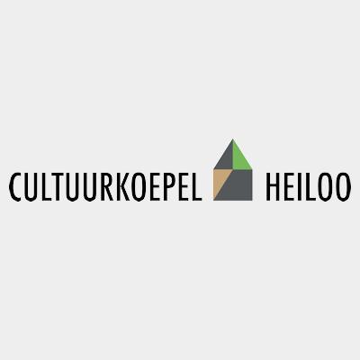 Klik voor de website van Cultuurkoepel Heiloo