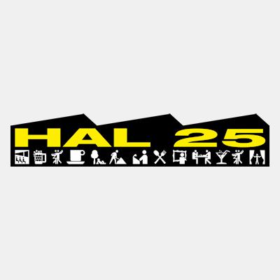 Klik voor de website van Hal25